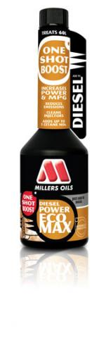Aditívum nafty Diesel Power ECOMAX - One Shot Boost 250 ml